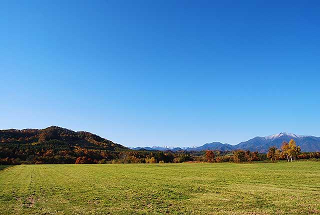 tokachiautumunfield