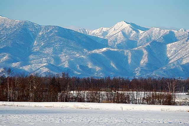 hokkaido mountain