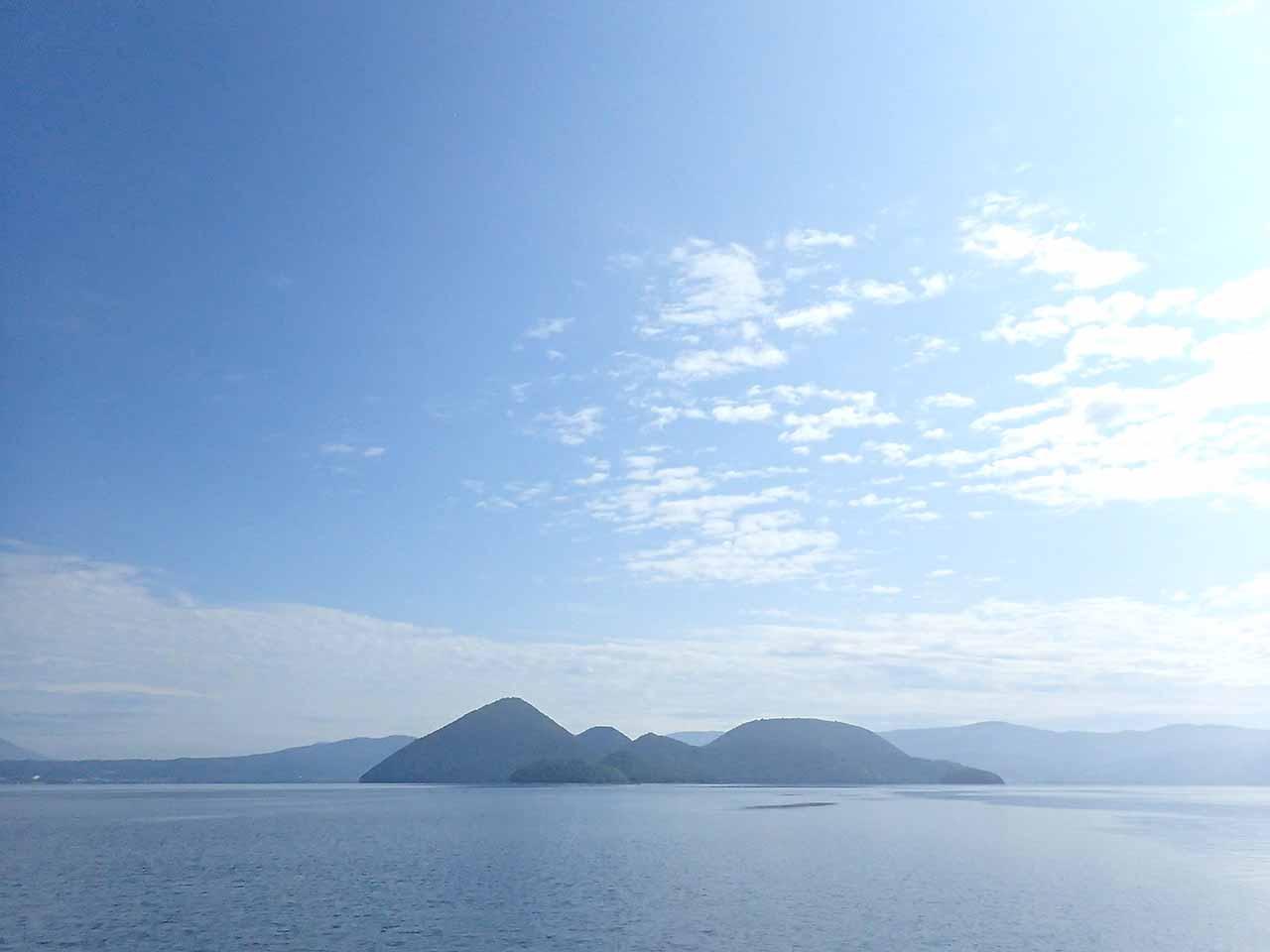 洞爺湖 touyako