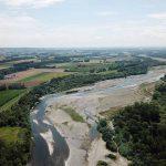 飛べドローン 日本一の清流札内川を空撮してきた