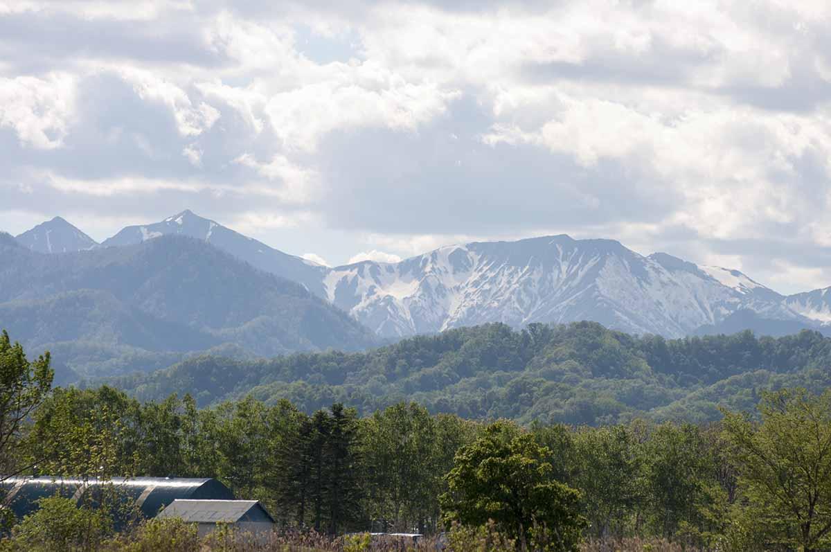カムイエクウチカウシ山