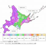 紅葉の頃猟期が始まる 北海道で猟区と猟期が違う理由