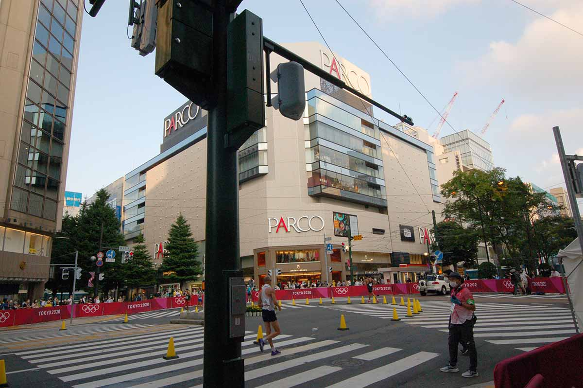 東京オリンピック陸上競歩