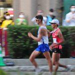 2020東京オリンピックが北海道にやってきた 陸上男性競歩20kmと市内・観客の様子