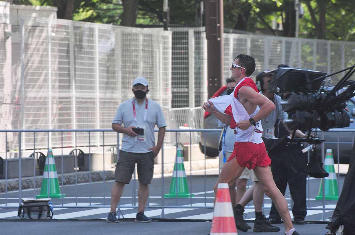 オリンピック陸上50km男性競歩