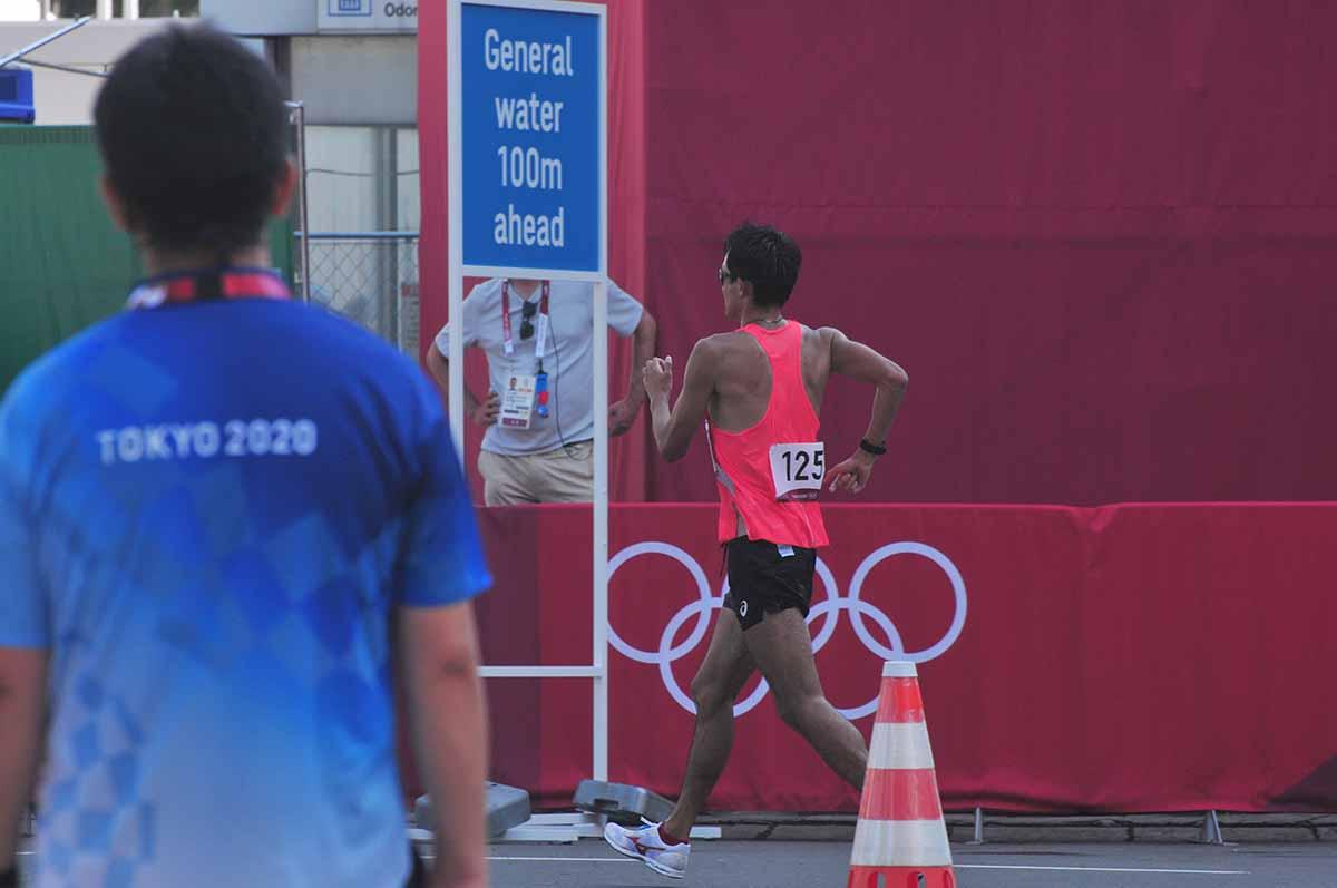 オリンピック陸上競歩